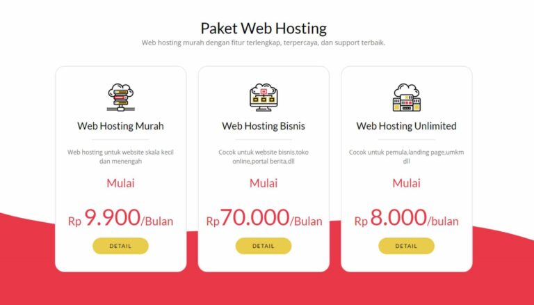 review citrahost hosting indonesia